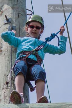 On the high ropes Cold Creek, Fun Events, Ropes, Style, Swag, Cords, Stylus, Outfits