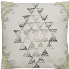 Peykan Peykan Tribal Pattern Throw Pillow
