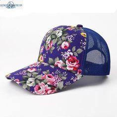 e7fa188e964 Summer Fashion Unisex Breathable Baseball Cap Baseball Cap Hat Bone Man  Women Golf Hat Sport Cap