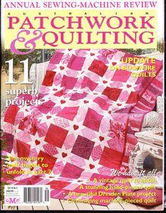 Australian Patchwork Quilting Vol 18 No 3 2009   eBay