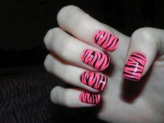 50 Ideas para pintar uñas de color rosa | Pintar Uñas