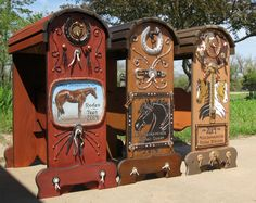 saddle stands - Google Search