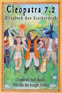 Cleopatra 7.2 (Cleopatra series) by Elizabeth Ann Scarborough, http://www.amazon.com/dp/B004M8S5SA/ref=cm_sw_r_pi_dp_.7fyqb1EJF4QC