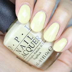 OPI One Chic Chick Swatch OPI SoftShades 2016 Collection Swatches