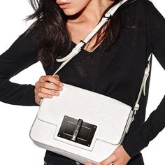 64afc68247277 Sites-tomford-Site. Tom Ford ShoesLeather Bag DesignDay BagSmall Leather  GoodsAll WhiteMini BagWhite LeatherPurses And HandbagsWinter Outfits