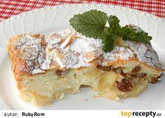 Tvarohový nákyp s ananasem Quiche, Pie, Breakfast, Food, Pineapple, Lemon, Bakken, Torte, Morning Coffee