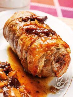Rolls of sausage and provolone - Involtini di salsiccia e provolone - Carne Sausage Recipes, Meat Recipes, Wine Recipes, Cooking Recipes, Italian Meats, Italian Dishes, Italian Recipes, Salty Foods, I Foods