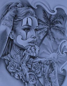 Finally finished this drawing ✍️ Sullen Clothing – Tattoo Pattern Chicano Tattoos Sleeve, Body Art Tattoos, Tattoo Design Drawings, Art Drawings, Mexican Art Tattoos, Indian Tattoos, Chicano Drawings, Brust Tattoo, Cholo Art