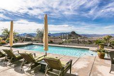 Gorgeous backyard and pool! #pools #lakehavasucity