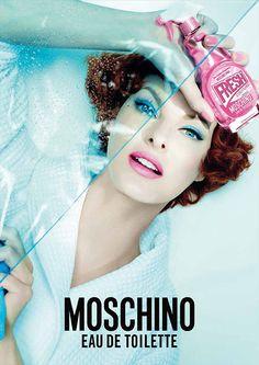 """モスキーノ""""洗剤ボトル""""フレグランス第2弾「フレッシュ ピンク オーデトワレ」軽やかな花々の香り 写真2"""