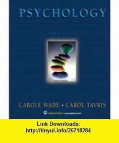 Psychology  Onekey Blackboard Pkg (9780131689817) Carole Wade , ISBN-10: 0131689819  , ISBN-13: 978-0131689817 ,  , tutorials , pdf , ebook , torrent , downloads , rapidshare , filesonic , hotfile , megaupload , fileserve