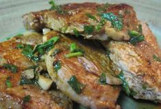 Dukan Diet - PORK MEDALLIONS WITH MARSALA SAUCE RECIPE - Attack Phase