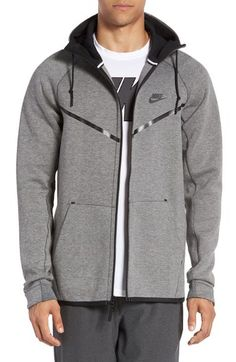 3c1a23d5f1 NIKE 'Windrunner' Tech Fleece Hoodie. #nike #cloth # Sweatshirts Online,