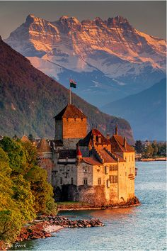Genfersee, Switzerland | Jan Geerk
