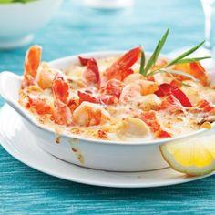 35 recettes pour recevoir avec les fruits de mer Cuisine et nutrition - Pratico Pratique