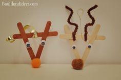 Christmas Crafts For Kids, Xmas Crafts, Christmas Diy, Diy And Crafts, Christmas Ornaments, Kid Crafts, Advent, Diy Weihnachten, Toddler Crafts
