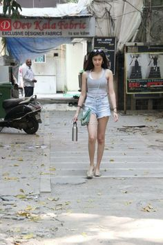 Sanjay Kapoor, Aesthetic Girl, Overall Shorts, Overalls, Cute, Dresses, Women, Fashion, Vestidos