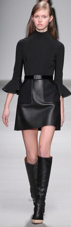 David Koma Collections Fall Winter 2015-16 collection