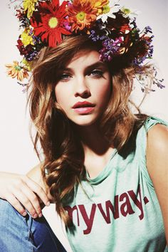 Barbara Palvin... Gonna starve myself cause of her