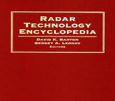 Resultado de imagen para Radar Technology Encyclopedia