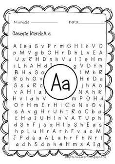 Slide4 Alphabet Activities, Activities For Kids, Algebra, Teaching Handwriting, Kids Poems, School Lessons, Kindergarten Worksheets, My Teacher, Kids Education