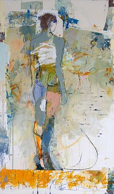 Jylian Gustlin - Contemporary Artist - FIgurative Painting  - Artemis
