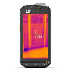 Caterpillar Introduces the CAT S60 Smartphone with Integrated Thermal Camera | Rock & Dirt Blog Construction Equipment News & Information