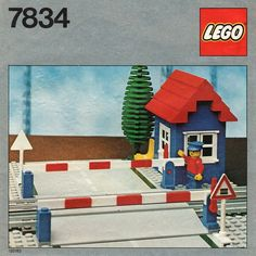 7834-1: Level Crossing | Brickset: LEGO set guide and database
