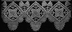 The Textile Blog: Crochet as Lace