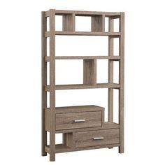 "Brayden Studio 63"" Etagere Bookcase"