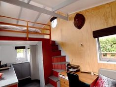 off-grid 161 sq. ft. debt-free tiny home built for less than $18K (Video & Pics)