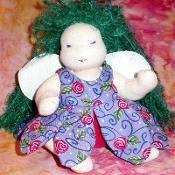 FREE Waldorf Doll sewing Tutorial - via @Craftsy