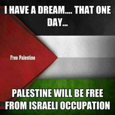 I have a dream ya Falasteen ... Insha Allah ... kd