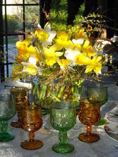 Easter Table Settings and Centerpieces : Decorating : Home & Garden Television