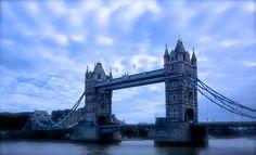 Tower Bridge London Photograph  by John Colley http://fineartamerica.com/featured/tower-bridge-london-john-colley.html