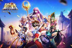 New Saint Seiya Game 4 by SONICX2011.deviantart.com on @DeviantArt