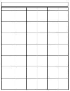 Printable Blank Sudoku Grid Middle School Ideas Pinterest