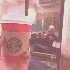 soy latte @ winter ver
