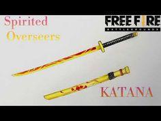 How to draw Katana || Katana Spirited Overseers || Garena Free Fire || Vẽ Katana Thiên Hồ - YouTube Katana, Spirit, Draw, Youtube, Drawings, Painting, To Draw, Drawing, Youtubers