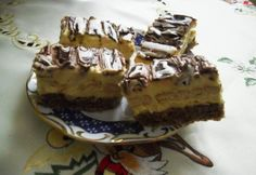 August 11 2017 at Hungarian Cake, Hungarian Recipes, Oreo Cheesecake Bars, Brownie Bar, Sweet And Salty, Something Sweet, Nutella, Cravings, Dessert Recipes
