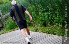 Biologically, exercise and walking should be a part of our daily routine.