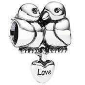 Pandora Love Birds Charm. Need it for mine!