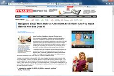 financereports24.com is very harmful browser hijacker infection that must be removed with the help of effective and reliable automatic removal solutions.