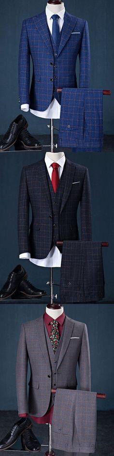 #Men\'s #Blazers #2017~2018 Up To 65% OFF | Men\'s Fashion | Sammydress.com