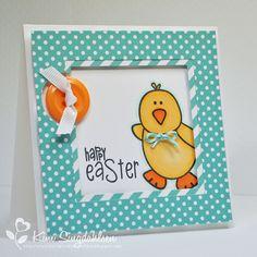 Happy Easter Chick by atsamom, via Flickr
