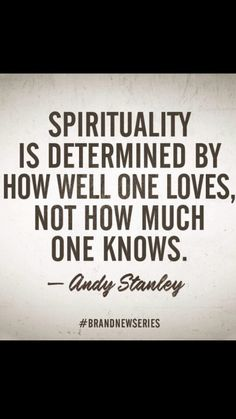 -Andy Stanley