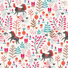 Meghann Rader - Surface Pattern Design and Illustration - portfolio