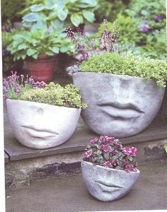 Container Garden Ideas on Container Gardens Offer Opportunities For Drama And Interest By Adding