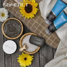 SEACRET's Mud products are enriched with minerals that help stimulate circulation and refine skin's texture, clarity and tone. Enjoy the benefits of the Dead Sea in the comfort of your home