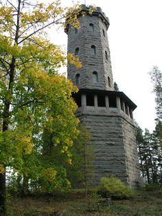 Aulangon näkötorni, Copyright Hämeenlinnan kaupunki My Heritage, Pisa, Finland, Tower, Building, Disney, Places, Travel, Rook